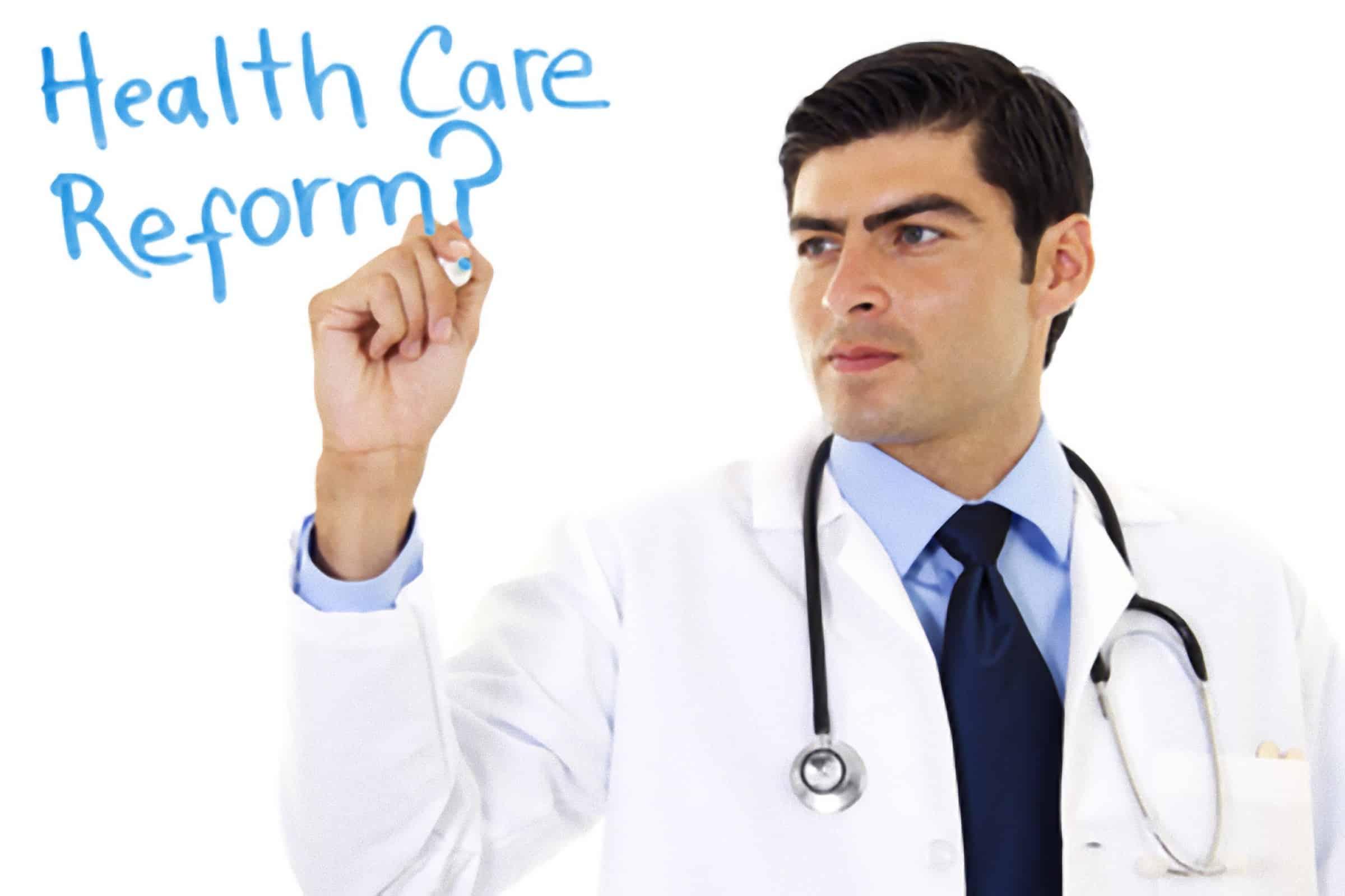 Saúde digna para todos, é o que os médicos desejam.