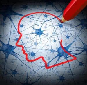 A neurologia tem interface com a psiquiatria