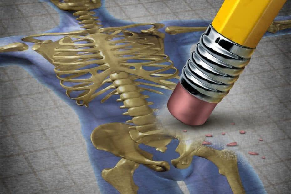 e a osteoporose
