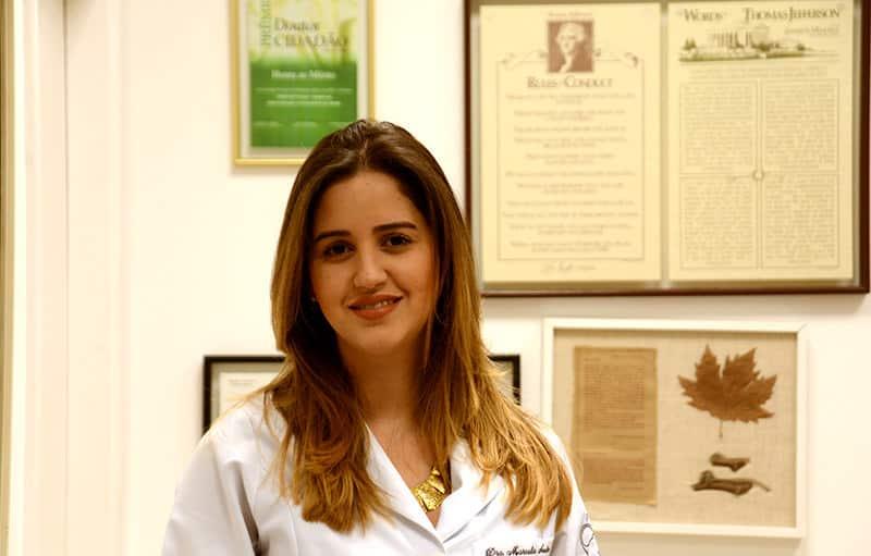 Dra. Marcela Amaral Avelino Jacobina