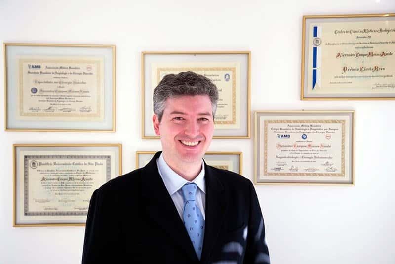 Prof. Dr. Alexandre Amato