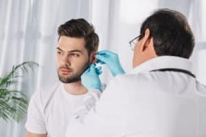 Cirurgia de orelha