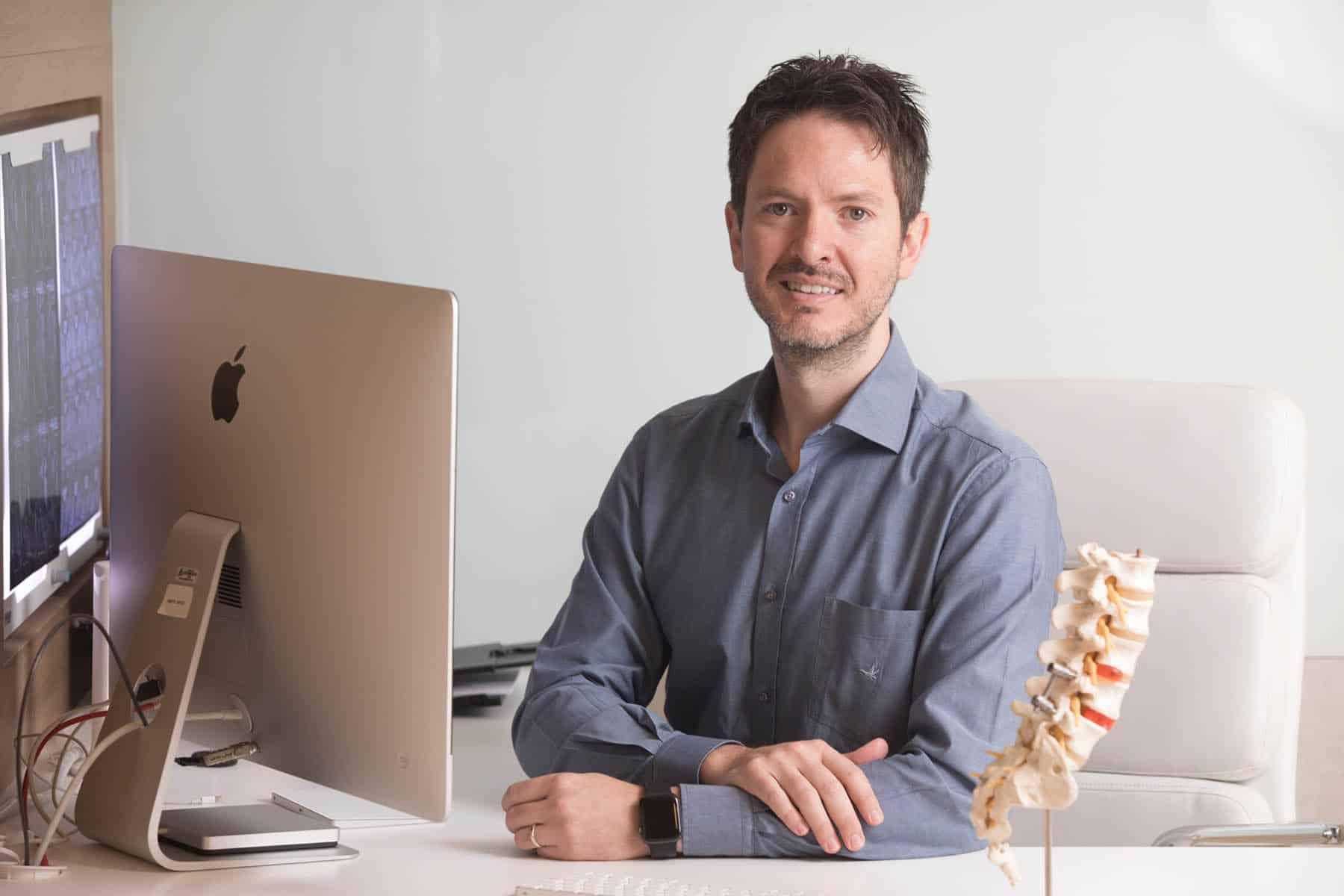 Artrodese e endoscopia